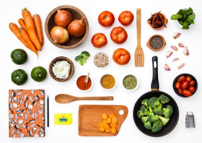 Fotografía de comidas