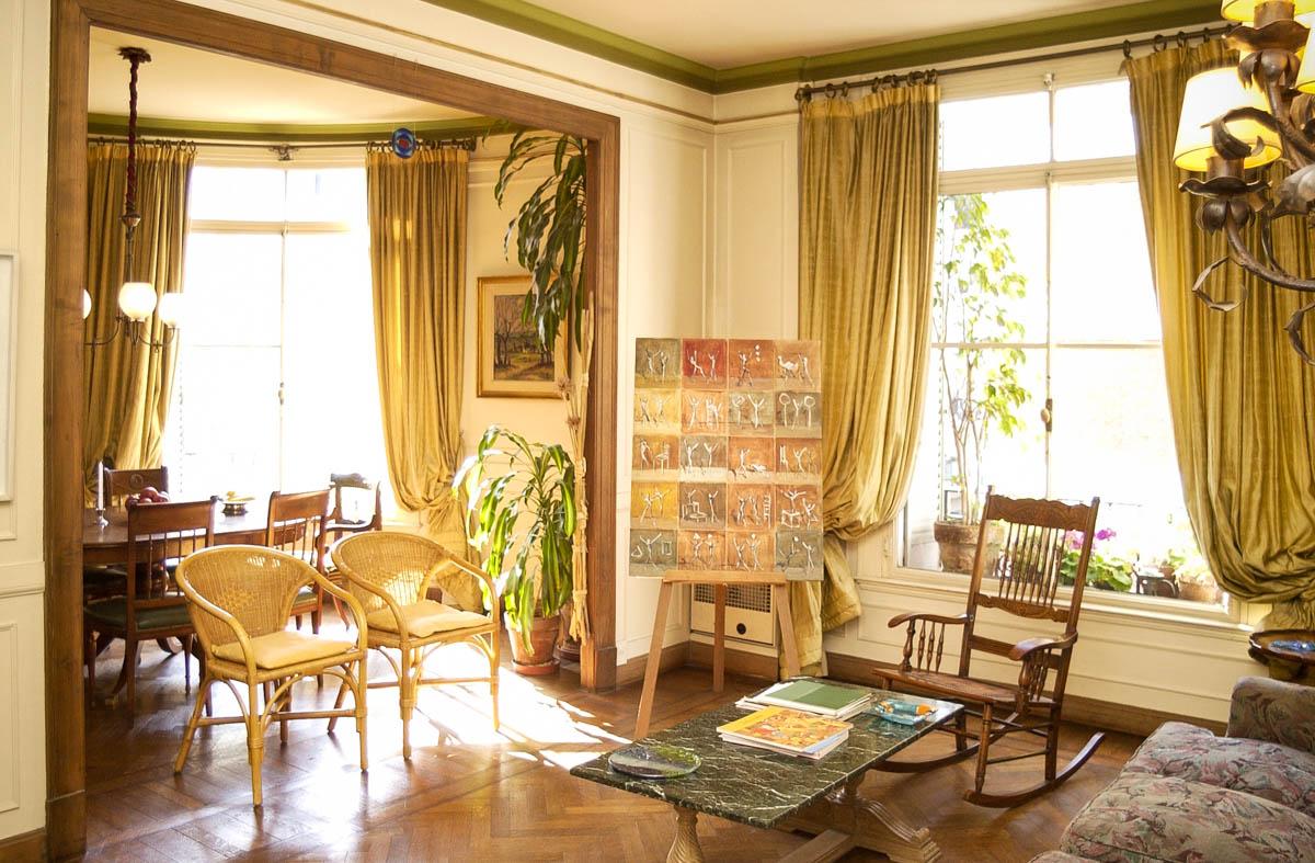 Departamento antiguo en Buenos Aires