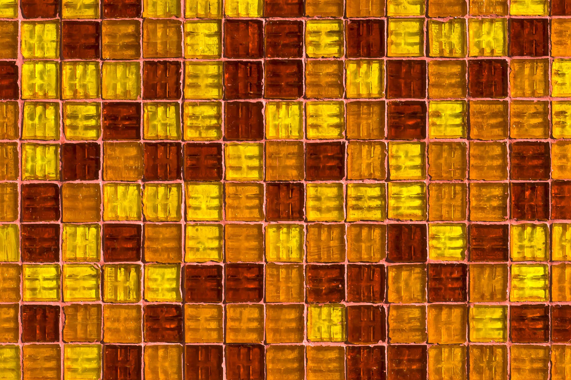 Fotografía de venecitas mosaicos decoracion